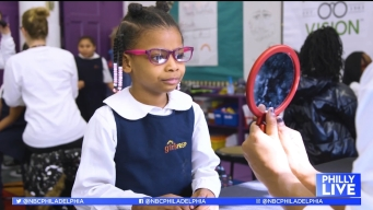 Pearl Vision's Mission to Improve Children's Eye Sight