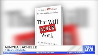 Netflix Co-Founder Marc Randolph Talks Companies Start
