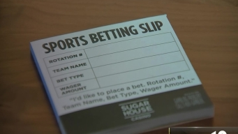 Place Your Bets! SugarHouse Casino's Sportsbook Officially Open