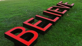 Vacant Lot Becomes a Showcase for Art AC