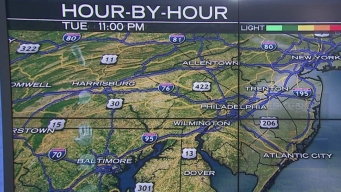 NBC10 First Alert Weather: Low Humidity for the Weekend