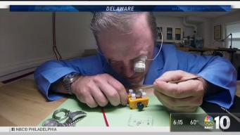 Watchmaking Program for Veterans