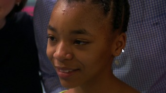 Wednesday's Child: Meet Makayla