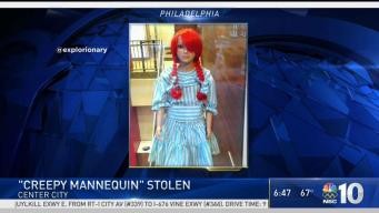 Philly Wendy's 'Creepy' Mannequin Stolen