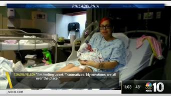 Woman Gives Birth Hours After Getting Shot