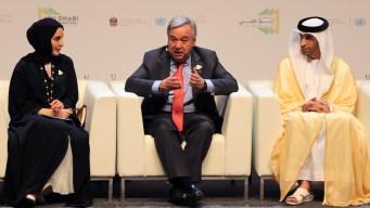 UN Chief Warns Paris Climate Goals Still Not Enough