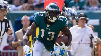 How to Get Eagles' Nelson Agholor Out of His Slump