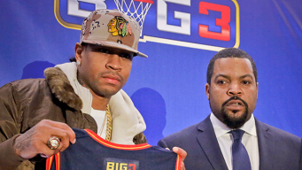 Allen Iverson to be Player/Coach in Ice Cube's Big3 League
