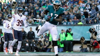 Turns Out, Alshon Jeffery Was Injured All Season