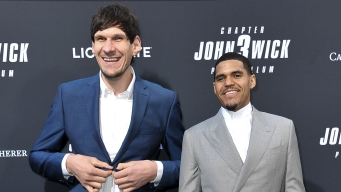 A Closer Look at Sixers' Boban Marjanovic's Role in Latest 'John Wick' Movie
