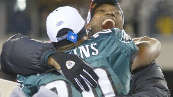 Former Eagles Dawkins, Owens Named Hall of Fame Semifinalists
