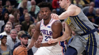 Sixers 'not Bulls---ting,' Looking Like a Team That's Starting to Click With Win Over Pacers