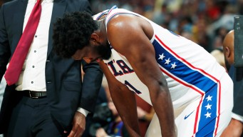 Is Joel Embiid's Fitness Level Already a Concern for Sixers?