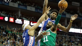 London Can't Save Sixers From Another Huge Blown Lead