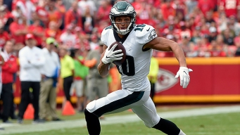 Rookie WR Mack Hollins Seizing Opportunity With Eagles