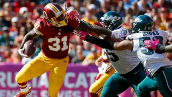 Eagles' Defense Knows It Must Quickly Correct Tackling Issues