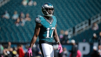 Report: Eagles Plan to Limit Or Deactivate Nelson Agholor Vs. Packers