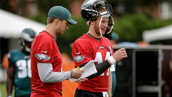 What Helps Foles' Plan for Giants Game?