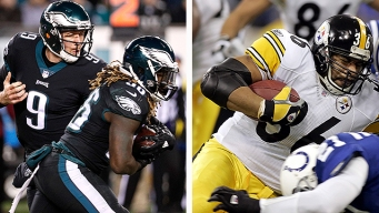 Similarities Between 2017 Eagles and 2005 Steelers