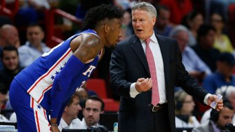 Sixers Bringing 'Bunker Mentality' Into Road Playoff Setting