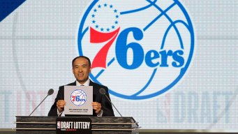 The Sixers' Slim NBA Draft Lottery Odds