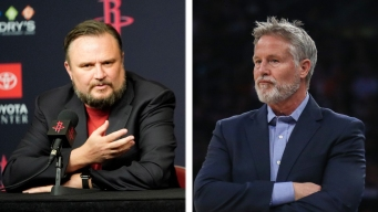 Sixers React to Rockets GM's Comments About Hong Kong