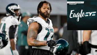 Eagle Eye Podcast: Eagles Don't Have Enough Pass Rushers