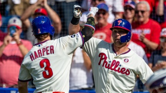 The Thoughts and Sounds Behind Harper's Jaw-Dropping Homer