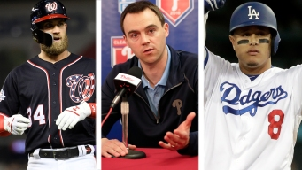 Phillies Will Meet With Agents for Manny Machado and Bryce Harper, But Won't Wait Forever