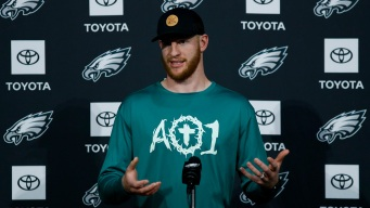 QB Wentz Embraces Lifestyle Changes in Bid to Stay Healthy
