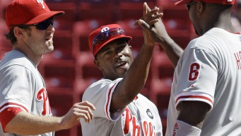 Phillies to Hold 3 Retirement Ceremonies for Jimmy Rollins, Chase Utley, Ryan Howard
