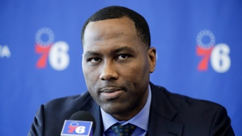 The Spotlight Is on Elton Brand for His First NBA Draft, Free Agency as Sixers General Manager