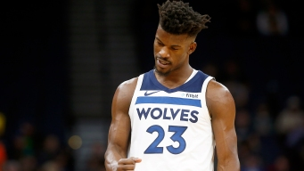 You Can Always Count on 'free Spirit' Jimmy Butler for Entertainment - and Intensity