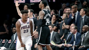 Sixers 127, Nets 125: Jimmy Butler the Hero Again as Sixers Pull Off Improbable Comeback