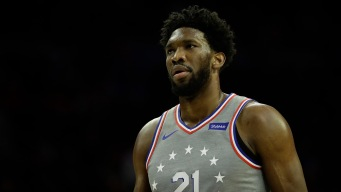 Joel Embiid Loves the Big Burden on Him and All the Criticism That Comes With It