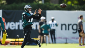 Eagles Just Aren't Getting Enough Production From Mack Hollins