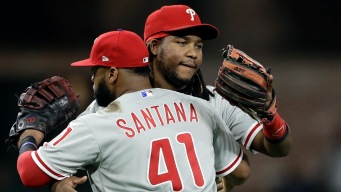 1st-place Phillies About to Match Last Season's Win Total - With 7 Weeks to Play