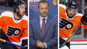 Remember What Alain Vigneault Said at His Introduction? This Flyers Season Opener Felt Different