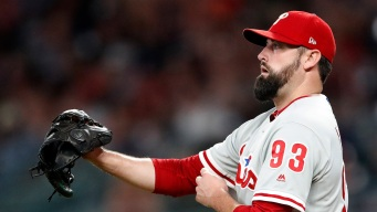 Pat Neshek Makes It Clear: He Was Willing to Pitch