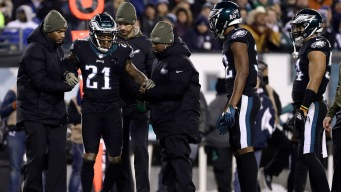 Ronald Darby Has Torn ACL ... Now What for Eagles' Secondary?