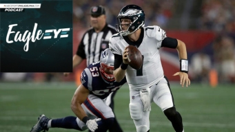 Eagle Eye Podcast: Nate Sudfeld Joins the Podcast!