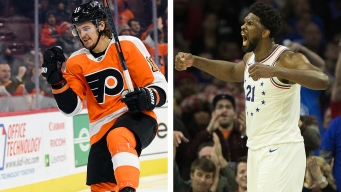 Travis Konecny Channels His Inner Joel Embiid, Wants to 'bring a Championship Back' to Flyers