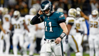 Eagles Injury Update: Carson Wentz Out Vs. Rams