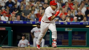Phillies' Chances of Re-signing Wilson Ramos Increased This Week
