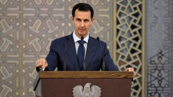 Syria's Assad Rejects Security Cooperation With the West