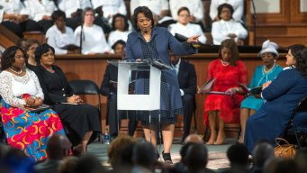 King's Daughter: Fight 'No Matter Who Is in White House'