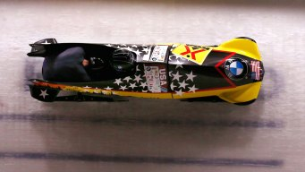 US Bobsledder Ryan Bailey Hit With 2-Year Doping Ban