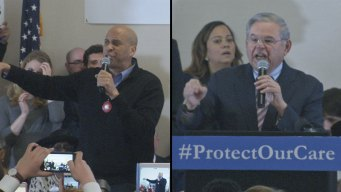 Top New Jersey Lawmakers Join Rally to Save 'Obamacare'