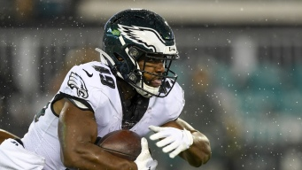 With Corey Clement Placed on IR, Eagles' Newest Running Back Boston Scott Is Ready for Anything