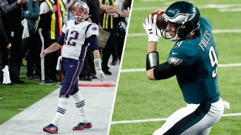 The Super Bowl LII Test of Teams: Quarterback Trick Plays